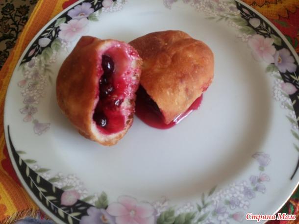Тесто для жареных пирожков на кефире не обычного замеса