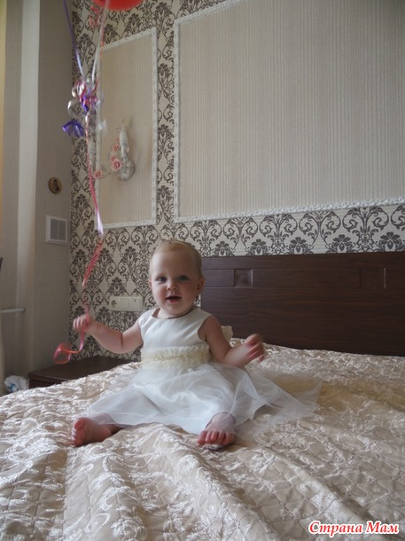 Варваре-красе 1 годик