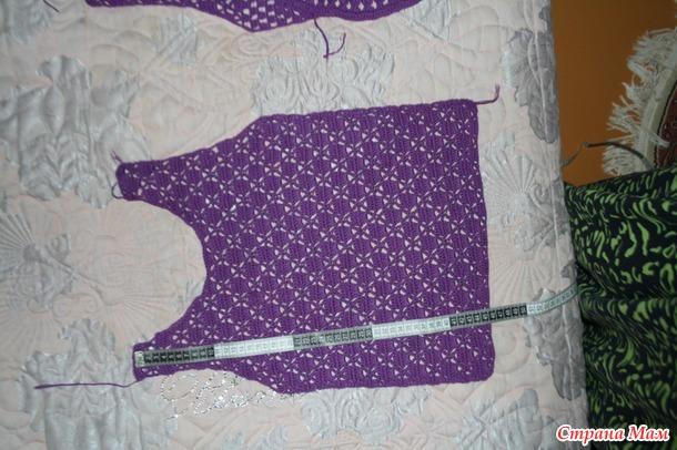 Ажурная кофта для девочек.. он-лайн от Камиллы