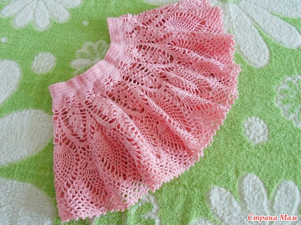 Бело-розовый, нежный комплект для девочки