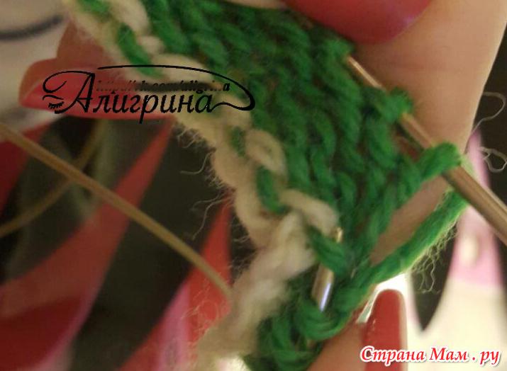 Узоры вязания Вязание спицами и крючком 55