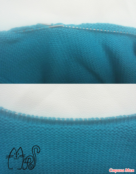 Вязание спицами простых узоров из кос. Подробные схемы 22