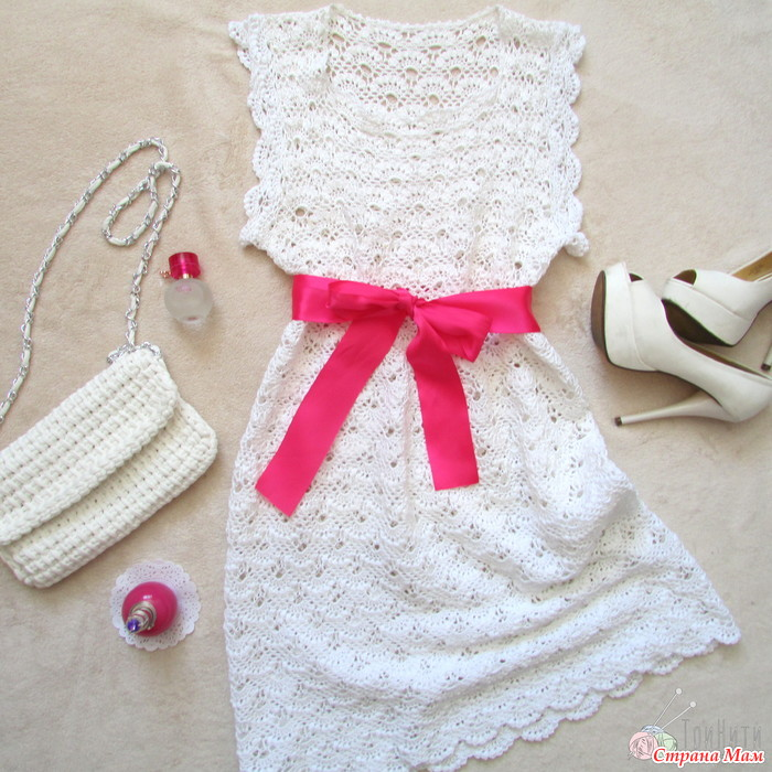 ececb52945b Вдохновение от Ванессы и мои платья по ее мотивам - 1 - Страна Мам