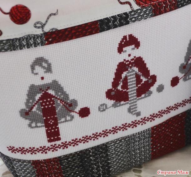 "Набор для рукодельницы-вязальщицы "" Douce laine"""