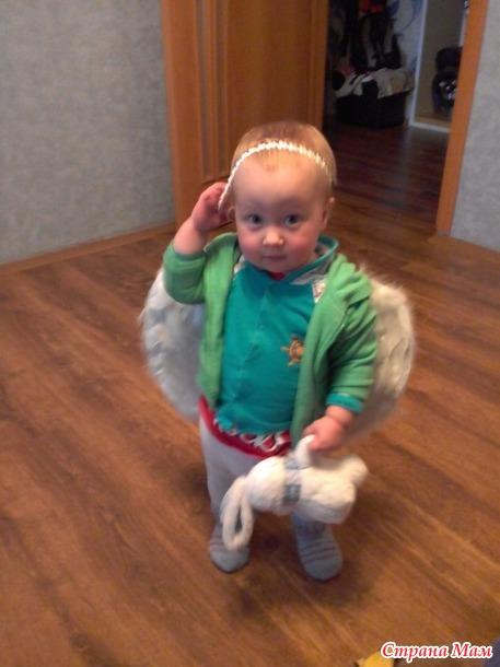 Новогодний костюм для утренника (ёлки). А кем будут ваши детки?+