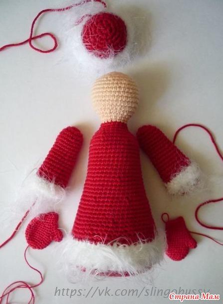 Мои Дед Мороз и Снегурочка