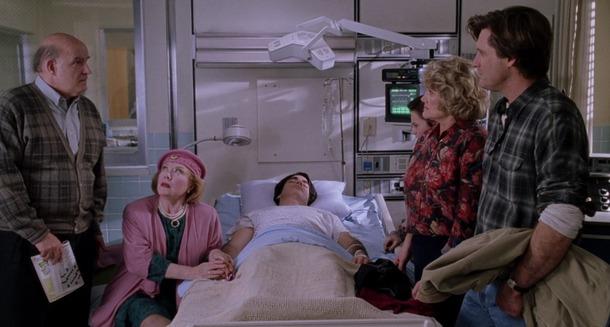 "Новогоднее кино. "" Пока ты спал/ While You Were Sleeping. """