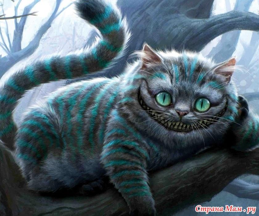 Чеширский кот своими руками фото 796
