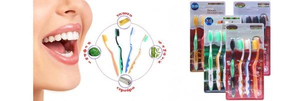 Зубные щетки нового поколения. Зубные пасты, мезороллеры и другие чудо-помощники. Концентраты для лица. Последний день сбора. Реклама