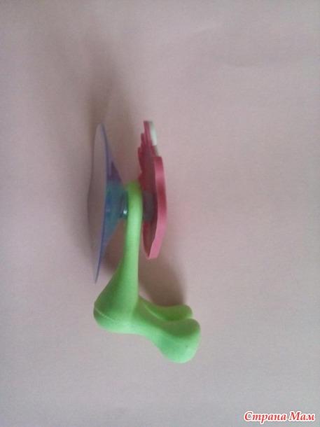 Коровка-держатель зубной щетки!+
