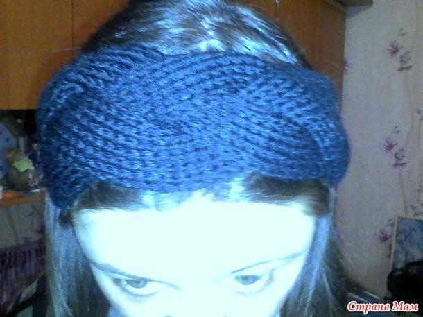 повязка на голову. +