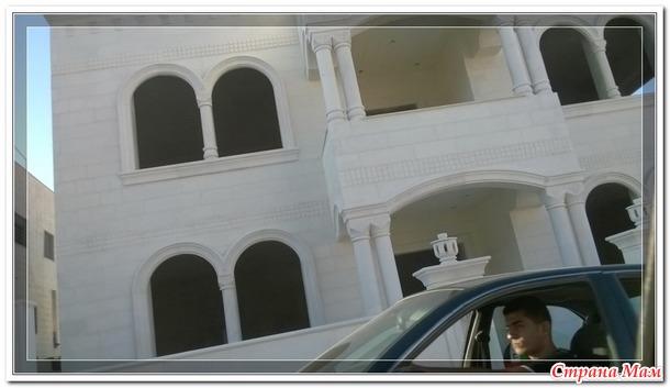 Амман – иорданская столица.(Иордания в моих фото)