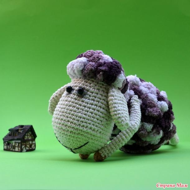 Советы от Чайника или фотосессия овечки Помпошки