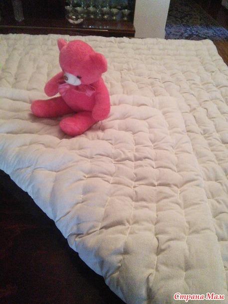 Как сделать одеяло из овечьей шерсти фото 561
