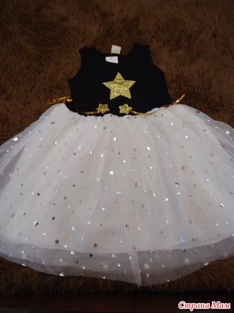 Платье для крестницы +