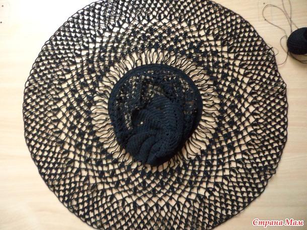 . Мини МК шляпы