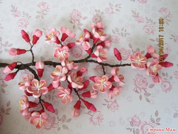 """Панно для детского сада """" Новочеркасская весна""""."""