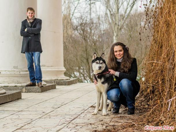 Миша, Мария и Норд