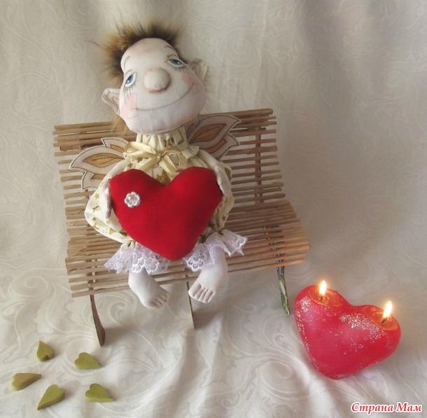 У любви и творчества – один источник – открытое миру щедрое сердце.