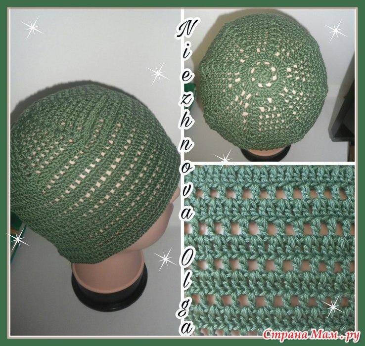 летние шапочки крючком для женщин все в ажуре вязание крючком