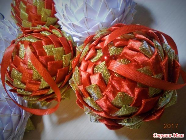 Еще немного шариков