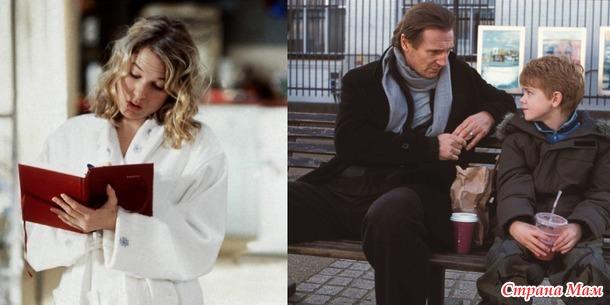 Фильмы, которые смотрят на Новый год и Рождество в разных странах мира.