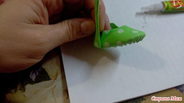 Как я делаю башмачки куколкам)))МК от Юлии Симбирцевой.