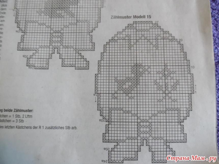 пасхальные салфетки крючком схемы салфеточки страна мам