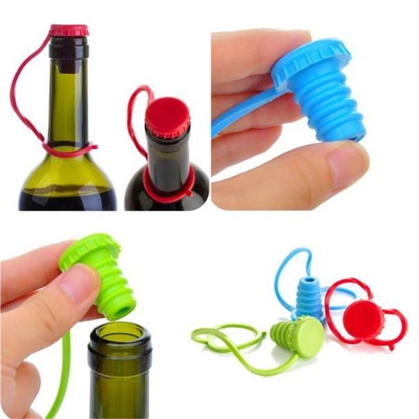 Пробка для бутылки - очень нужная мелочь+