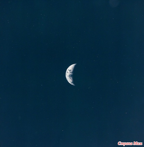 Луна и ее влияние на человека