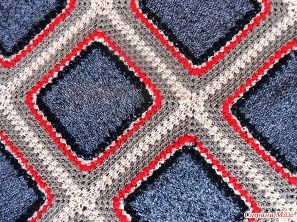 Вязанье в домашнем интерьере. Часть1