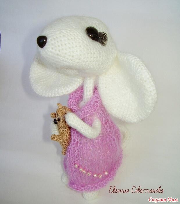 мышка сонечка вязание крючком игрушки своими руками страна мам