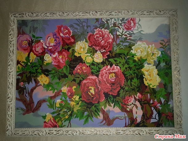 Опять цветы