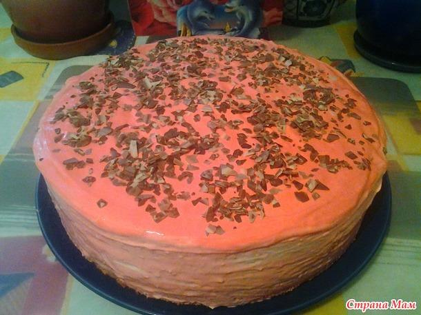. Торт... или низкий поклон всем - всем кондитерам