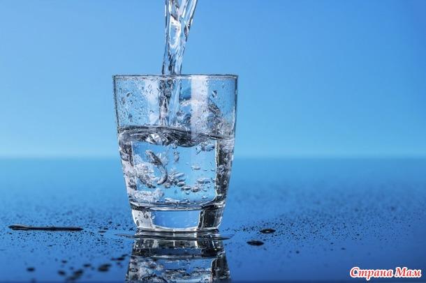 Вода + пару новых слов