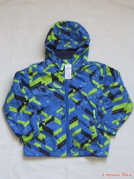 Куртки на флисе+