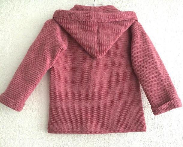 Летнее пальто для девочки