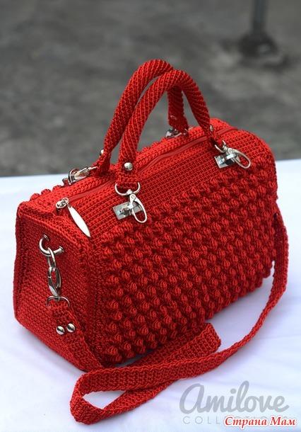 a7895d9df141 Красивая сумка крючком опрос на онлайн - Страна Мам