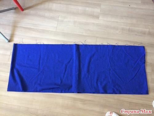 Юбка на подкладке выкройка подкладки