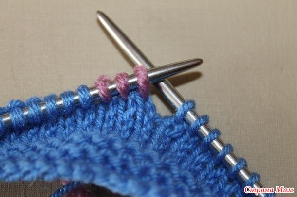 Петли для пуговиц на двойной планке от Anna Zilboorg. МК. 22480312_81469thumb650