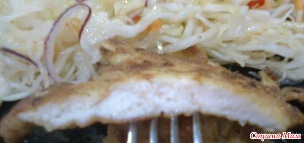 Куриное филе для сэндвичей и прочего