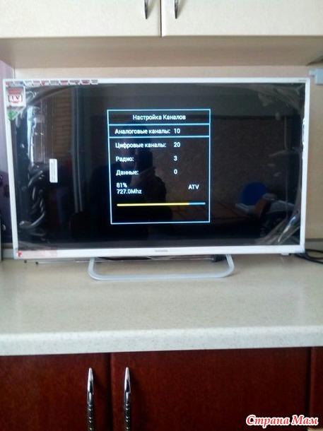 """Телевизор LED 31.5"""" Telefunken LED32S58T2S+"""
