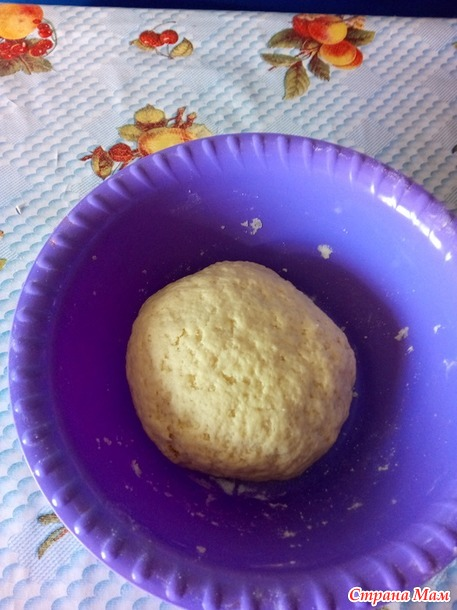 Пирожки с капустой в духовке.