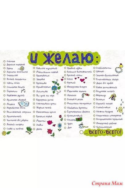 Текст универсальной открытки нужное подчеркнуть, открытки