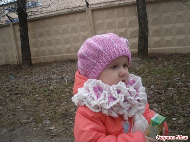 Продам детские шапочки ( комплекты )