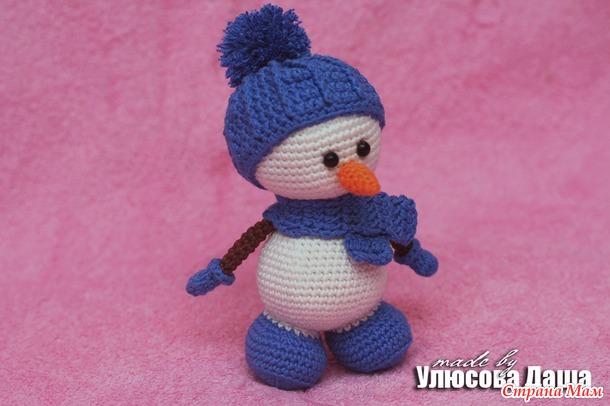 . Снеговичок