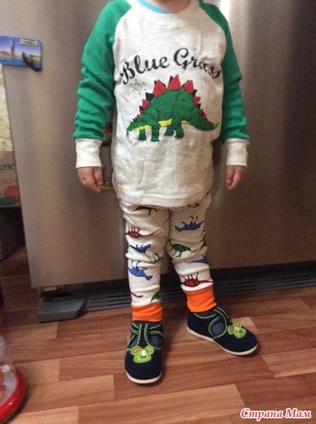 Пижамы для мальчика+