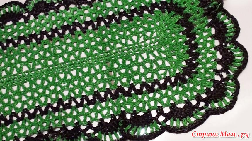 Вязание из полиэтиленовых пакетов и поделки из мешков для