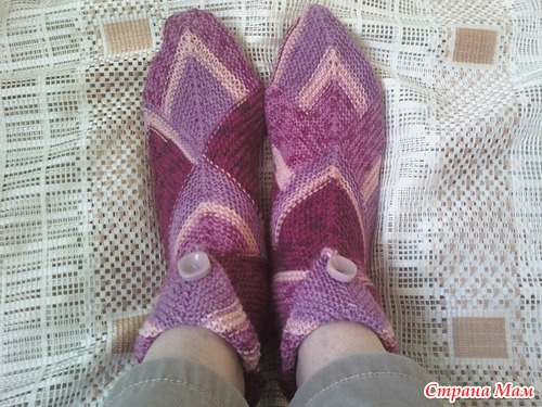 "Дайджест по носкам ""Гамбит"""