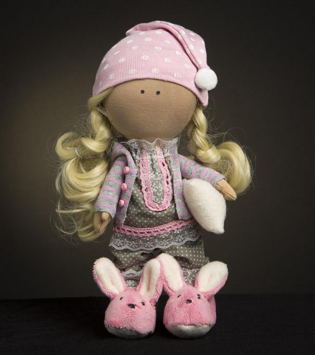 Текстильная кукла изготовление своими руками 247